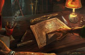 investigation map by Zayrot