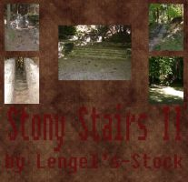 Stony Stairs Pack II by Lengels-Stock