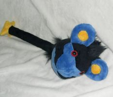 Luxray Loonakit by Bladespark