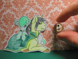 Roon and Nail by K0yomy