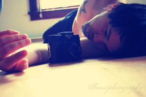 Death by Photography by soldierofsolace