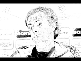 JOSE MOURINHO by DaShiR