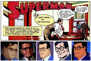 Clark Kent Collage by StevenEly