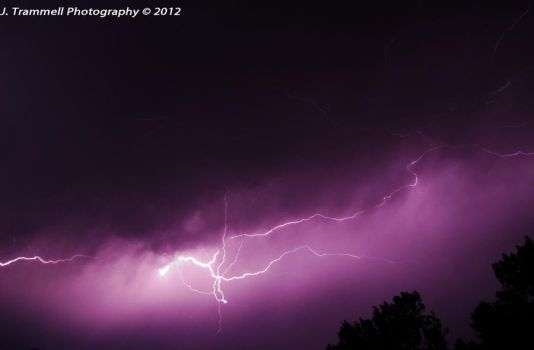 Lightning Picture Three by JLAT1990