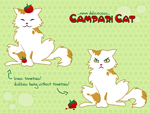 Campari Cat by elfgirlkimmy