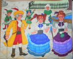 Out in Baccarat - Dragon Quest VIII by BardofMaple