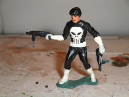 The Punisher by SirRJ