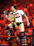 CM Punk Pipe bomb by DrSpilkus