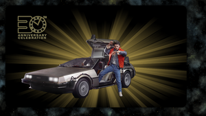 BTTF 30th Anniversary by iFab