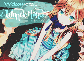 Welcome to... Wonderland by LucaMadison