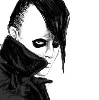 Jerry Only by koffinkandy