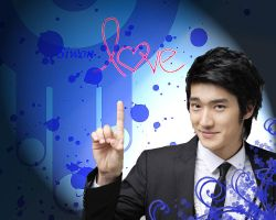 Siwon Love by pepsihead