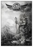 PariahCon Poster 2011 by charfade