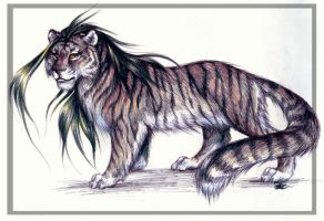 Mai Tiger by Mutley-the-Cat