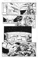 End of Days pg 5 by PeterPalmiotti