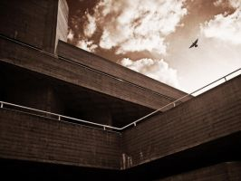 Streets in the Sky by MartinIsaac