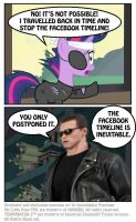 Timeloosed by INVISIBLEGUY-PONYMAN