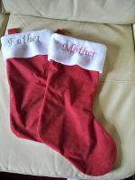 Mother and Father Stockings by Kat2805