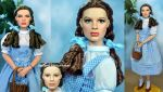 Dorothy Doll Repaint Wizard of OZ by noeling