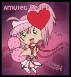 Chibi Amulet Heart by Bayleef-