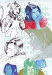 Kurt Art Dump by Raphaella
