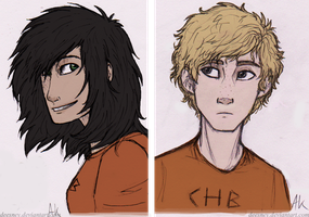 Genderbent Percabeth by Deesney