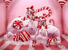 Peppermint by MissJamieBrown