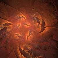 Hellbound - Fractal Art by CMWVisualArts