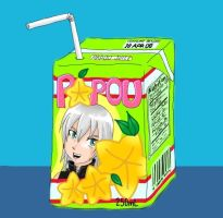 papou juice box by buchiman