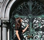 Green Gate by AnglicanBeachParty