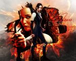 Katniss Everdeen by JuliaDiary