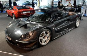 Lotus Elise GT1 2 by smevcars