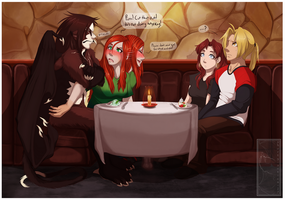 Double Date by shorty-antics-27