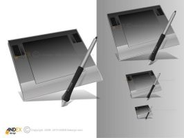 wacom icon by AndexDesign