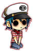 2-D chibi by iNintendo