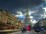 O Connell Street Dublin HDR by superflyninja