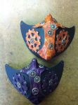 Steampunk Mask By Damiane and Me by Aexyl