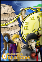 The Salt Islands OCT Audition - Out of Time by Saragonvoid