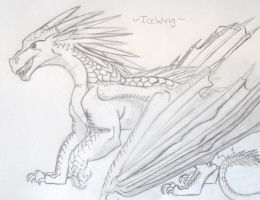 Dragon Sketch #2!!! by TopazBeats