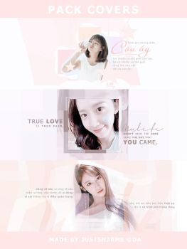 170618 PACK COVERS : YOONA, JIYEON AND SEJEONG by just5h30ms