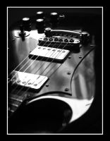 Epiphone G400 by Woolf20