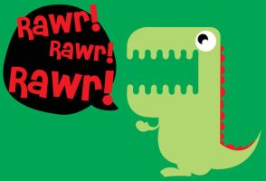 Rawr 1.0 by CherryScissorhands
