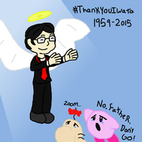 Thank you, Iwata by BomberTim