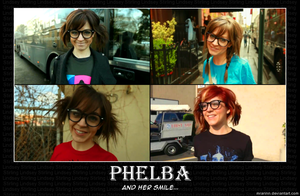 Phelba and her smile - Lindsey Stirling by MrArinn