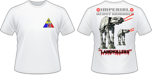 Imperial Heavy Armored T-Shirt by viperaviator