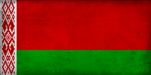 Grunge Flag of Belarus by pnkrckr