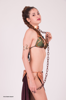 Slave Leia 03 by Darthsandr
