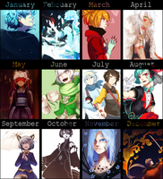 2015 Art Summary! by Infinitum-Outbreak