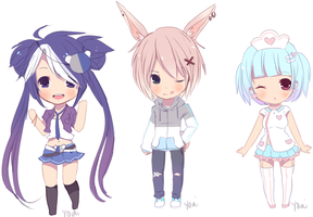 sketch adopts [auction] [closed] by Yoai
