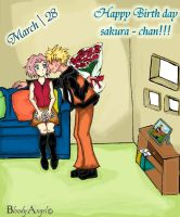-+Happy Birthday sakura-chan+- by BloodyAngel-4m-heavn